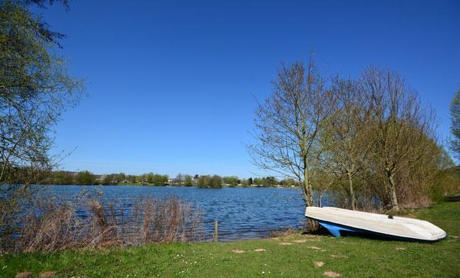 Schöne Einblicke am Wißmarer See