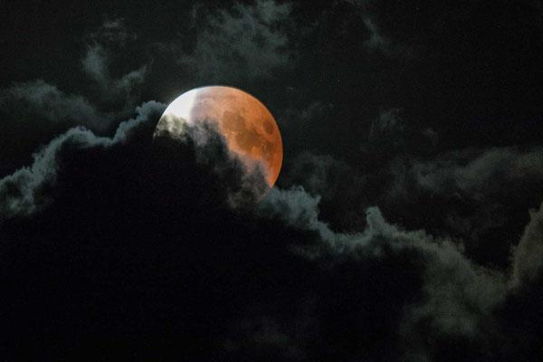 Mondfinsternis vom 27. Juli 2018 - 4