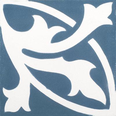 Cimenterie de la Tour, Zementfliese_Dekor: M0315, 20x20 / 1,7 cm