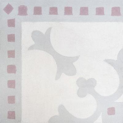 Cimenterie de la Tour, Zementfliese_Ecke: ISADORA B321C, 20x20 / 1,7 cm