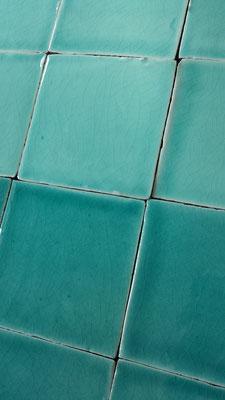 AK_Farben: Verde Mar / Verde Azulado, 10x10 cm