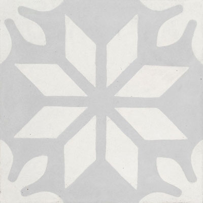 Cimenterie de la Tour, Zementfliese_Dekor: MADRID M171, 20x20 / 1,7 cm