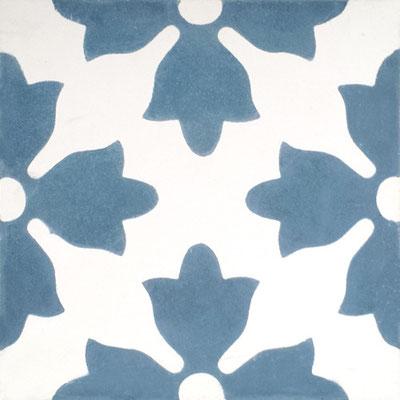 Cimenterie de la Tour, Zementfliese_Dekor: M1165, 20x20 / 1,7 cm