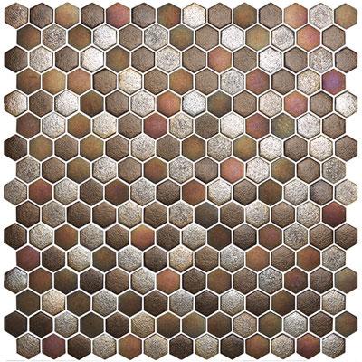 MAGMA Texturas, Format: Hexagon 2,5 cm