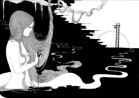 東雲(蛇女房)2016.5