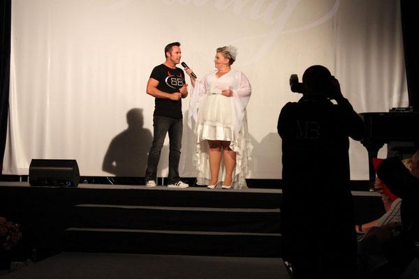 Bejamin Boyce (Ex Caught in the act-Sänger)  ist Mitglied der Promi-Jury.