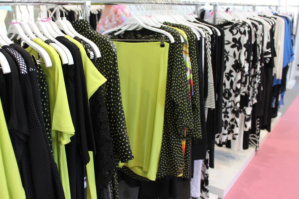 So stellt sich die holländische Firma Yoek die Farben des Sommers 2016 vor.