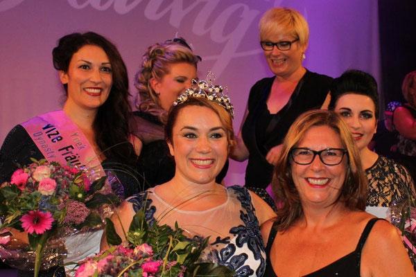"""Herzlichen Glückwunsch zum Titel """"Fräulein Kurvig 2015 - Deutschlands schönste Kurven""""."""