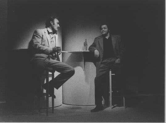 Freunde zum Essen - Wallgraben Theater Freiburg (Regie Anatol Preissler)