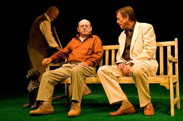 Wind in den Pappeln - Wallgraben Theater Freiburg (Regie Anatol Preissler)
