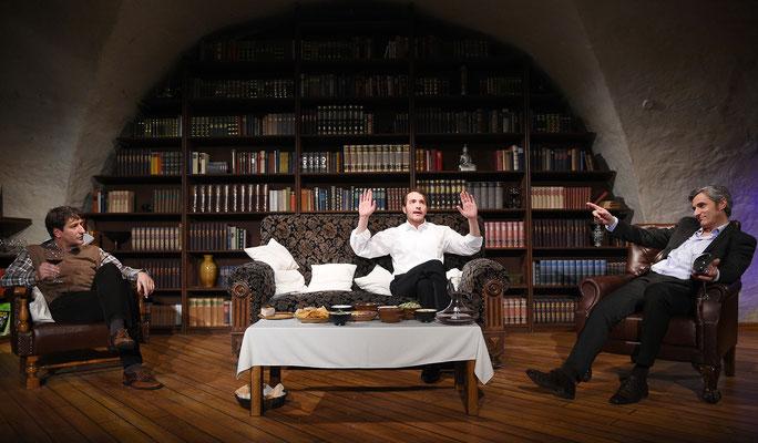 Der Vorname - Theater Ingolstadt (Regie Anatol Preissler)