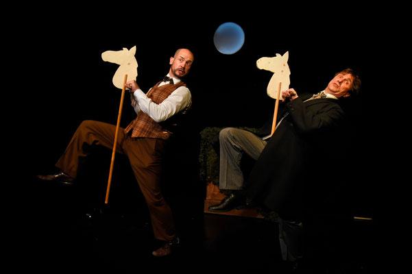 Sherlock Holmes & Der Tod des Bayernkönigs - © Regie Anatol Preissler - Blutenburg Theater München