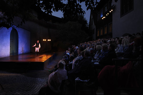 Amphitryon - Festspiele Wangen © Morlok (Regie Anatol Preissler)