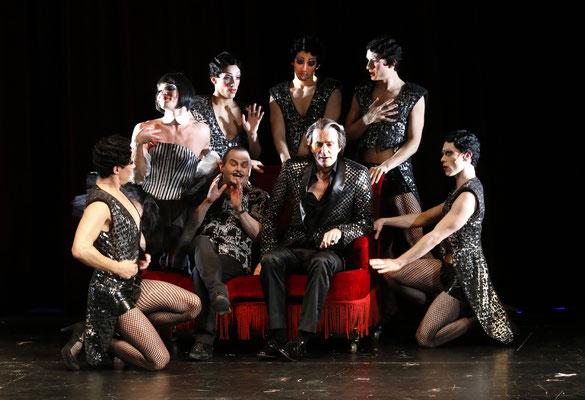 La Cage Aux Folles - Theater Pforzheim (Regie Anatol Preissler) © Sabine Haymann