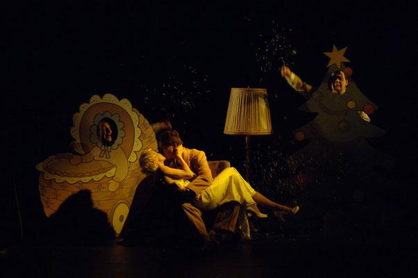 Die 39 Stufen - Pfalztheater Kaiserslautern (Regie Anatol Preissler)