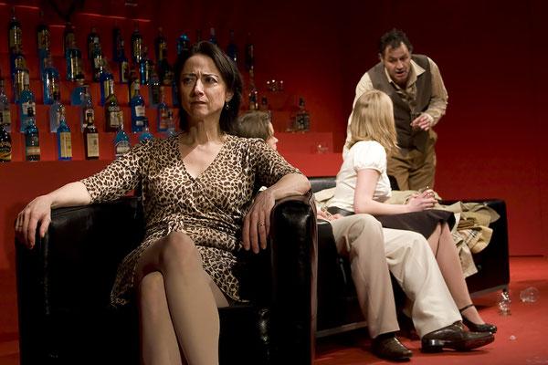Wer hat Angst vor Virginia Woolf - Wallgraben Theater Freiburg (Regie Anatol Preissler)