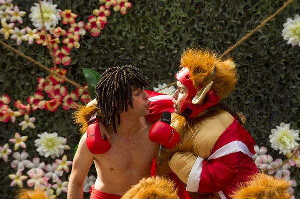 Dschungelbuch (Das Musical) - Festspiele Wangen © Morlok (Regie Anatol Preissler)
