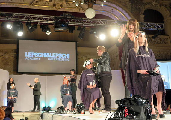 Lepschi&Lepschi Creativeteam live on stage
