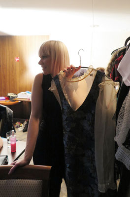 Fitting mit Claudia Behnke (UK)