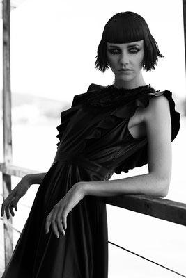 TRIBUTE - collection 2021 - HAIR: Alexander Lepschi  I  FOTO: Stefan Dokoupil  I  STYLING: Magdalena Petrovic  l  MAKE-UP: Julia Traxler