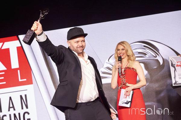 ALEXANDER LEPSCHI - WINNER DAMEN NORD-WEST - zum 4. Mal in Folge konnte der Meister der Schere seinen Titel in der Kategorie DAMEN verteidigen