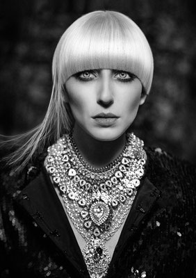 DAMEN 2015 - Hair: Alexander Lepschi  I  Foto: Stefan Dokoupil  I  Styling: Claudia Behnke