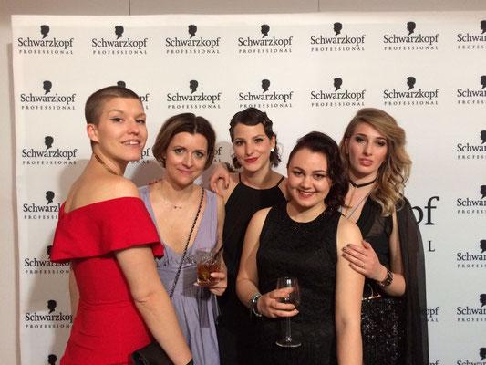 Sophie Frank, Monika Krupinska-Stepien, Natascha Ganhör, Marlene und Theresa Schirz