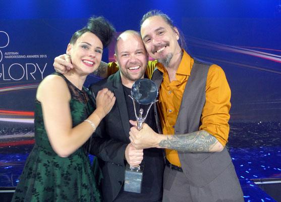 Claudia Anzinger, Alexander Lepschi & Stefan Dokoupil