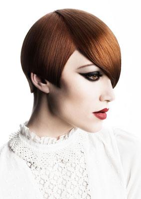Damen 2013 - Hair: Alexander Lepschi - Foto: Stefan Dokoupil
