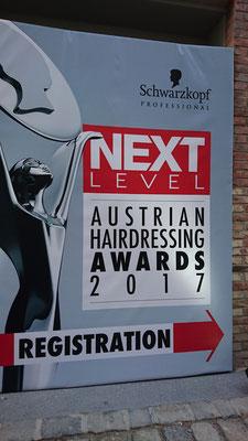 Austrian Hairdressing Award in der ehemaligen Ankerbrotfabrik - die Expedit-Halle in Wien