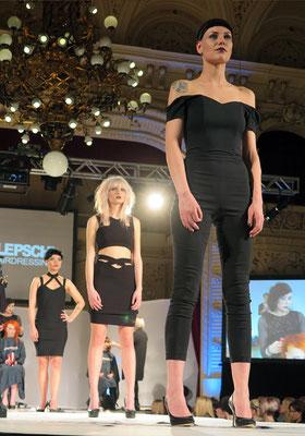 Eröffnungsshow von Lepschi&Lepschi Hairdressing ...