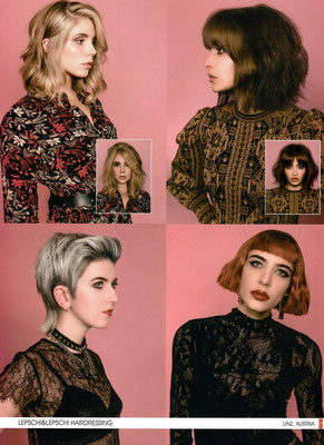 Collection Fashion Classics Collection 2020 - Lepschi&Lepschi Hairdressing Linz