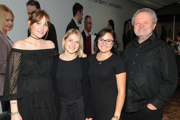 Lepschi&Lepschi Hairdressing Team (Nadine, Annika, Marlene und Wolfgang)