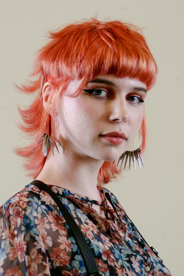CuttingEdge - collection 2021 - HAIR/FOTO/STYLING/MAKE-UP: Sarah (Lara) Holinka