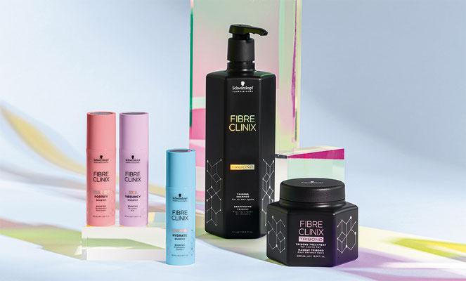 Fibre Clinix - Tribond - Shampoo und Pflege
