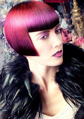 Colour 2012 - Hair: Alexander Lepschi - Foto: Stefan Dokoupil