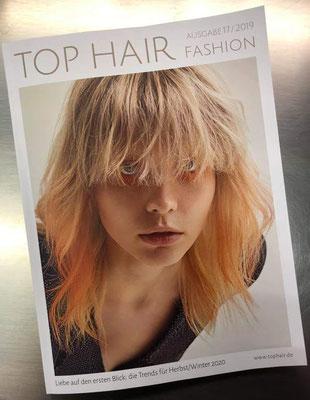 Bericht von TopHair Fashion (September 2019) - Alexander Lepschi im Interview