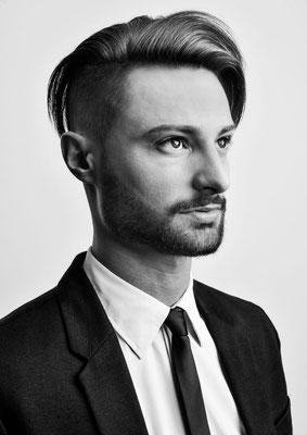 Herren 2013 - Hair: Alexander Lepschi - Foto: Stefan Dokoupil