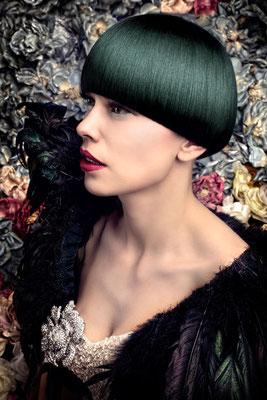 Damen 2012 - Hair: Alexander Lepschi - Foto: Stefan Dokoupil