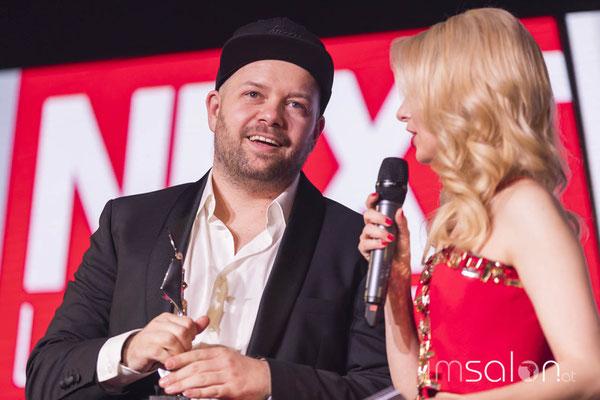 ... mit insgesamt 12 Auszeichnungen bei den Austrian Hairdressing Awards ist er der meist ausgezeichnete Friseur Österreichs!