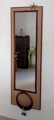 Restauración de espejo.