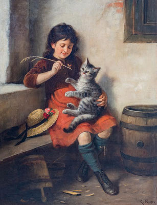 Rudolf Epp (1834 -1910), Maikäfer, Privat