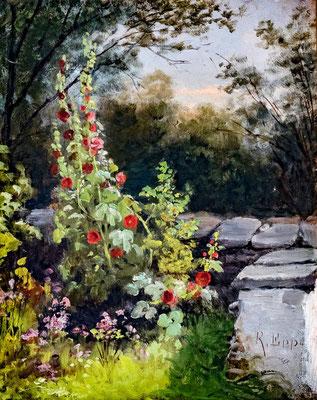 Rudolf Epp (1834 -1910), Wangen, Privat
