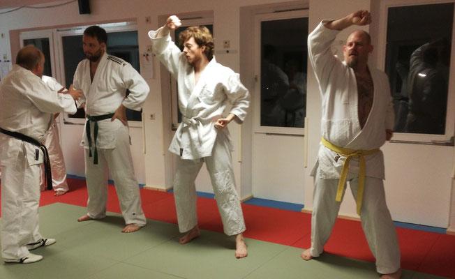 Zen-Ki-Budo - Jiu Jitsu - Selbstverteidigung - Kampfkunst - Bochum - Herne - Gelsenkirchen - Shindo Karate