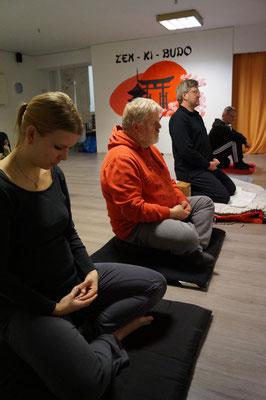 Zen-Ki-Budo - Zen-Meditation - Wanne-Eickel, Herne, Bochum, Gelsenkirchen