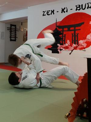Zen-Ki-Budo - Jiu Jitsu - Selbstverteidigung - Kampfsport - Wanne-Eickel - Herne - Bochum - Gelsenkirchen