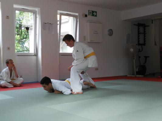 Jiu Jitsu - Selbstverteidigung - Kampfsport - Kampfkunst - Zen-Ki-Budo - Herne - Bochum - Gelsenkirchen