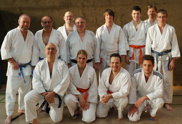 Zen-Ki-Budo - Jiu Jitsu - Kubotan - Kampfsport - Kampfkunst - Wanne-Eickel - Herne - Bochum - Gelsenkirchen
