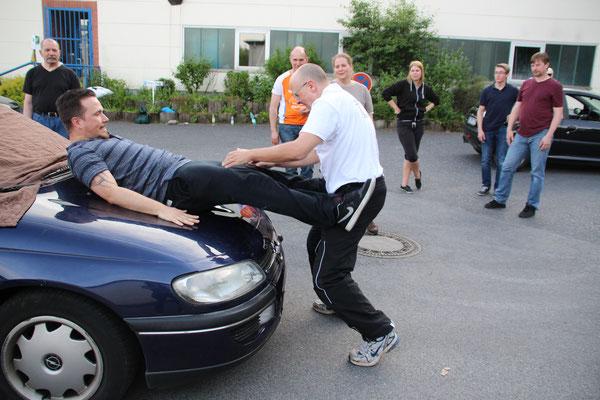Zen-Ki-Budo - Selbstverteidigung - Selbstschutz - Jiu Jitsu Bochum - Herne - Gelsenkirchen