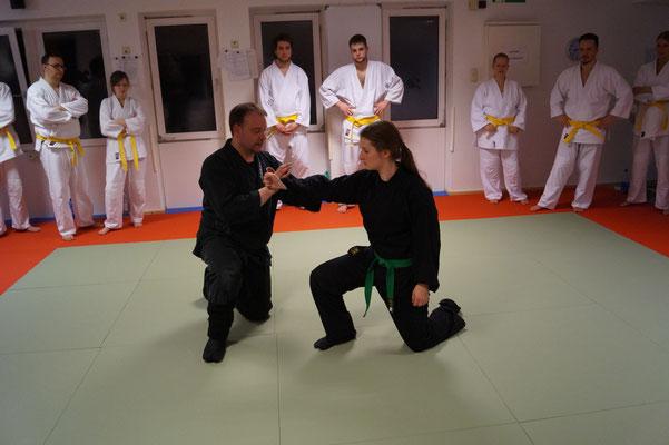 Zen-Ki-Budo - Bunjinkan - Jiu Jitsu Selbstverteidigung Kampfsport für Herne Wanne-Eickel Bochum und Gelsenkirchen